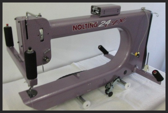 Nolting CLX longarm