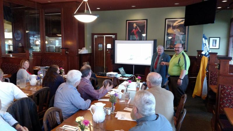 Hastings Rotary Presentation