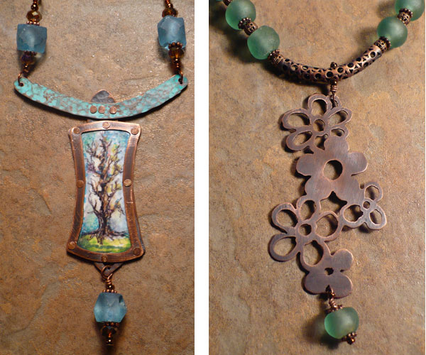 Allison L. Norfleet Bruenger necklaces