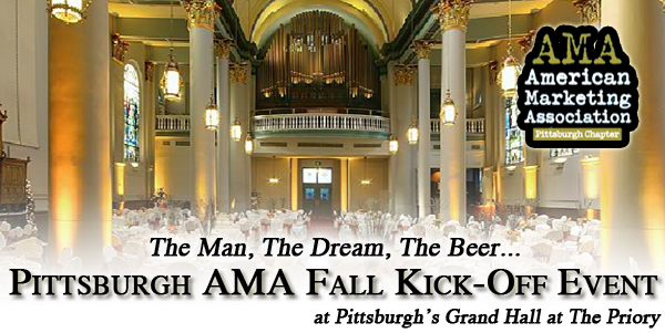 Pittsburgh AMA Fall Kick-Off Event