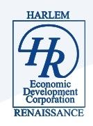 Harlem EDC Logo