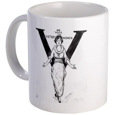 Nina Allender Mug at CafePress