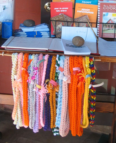 yarn leis
