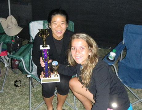 2013 relay trophy