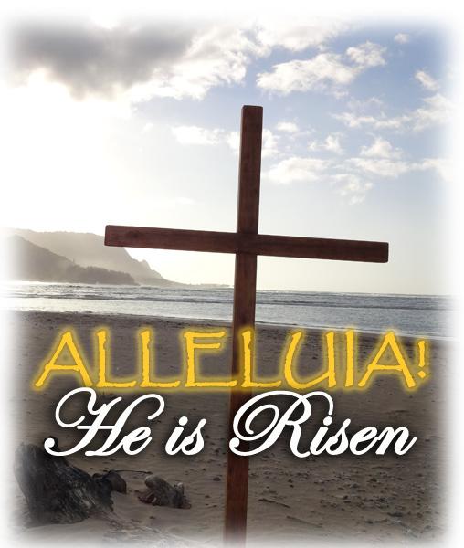 Easter letter 2013