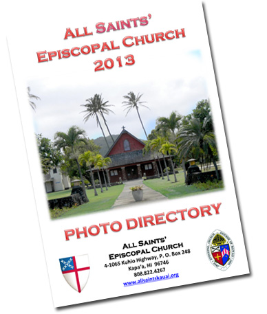 Photo directory cover