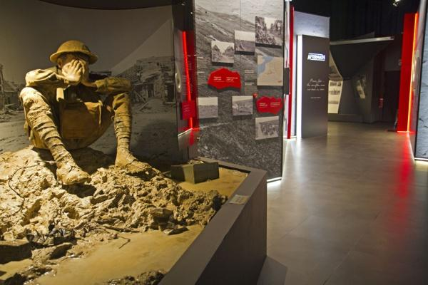 Spirit of Anzac Centenary Exhibition