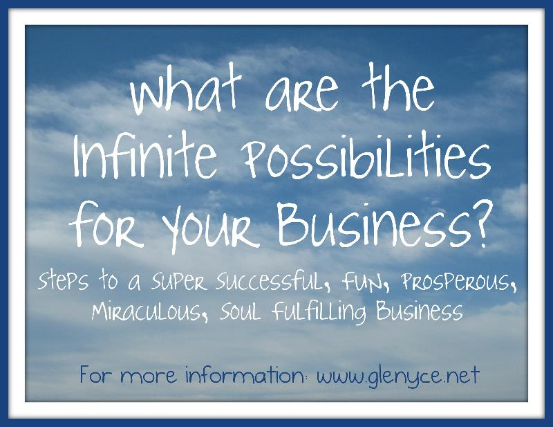 Infinite Possibilities Business