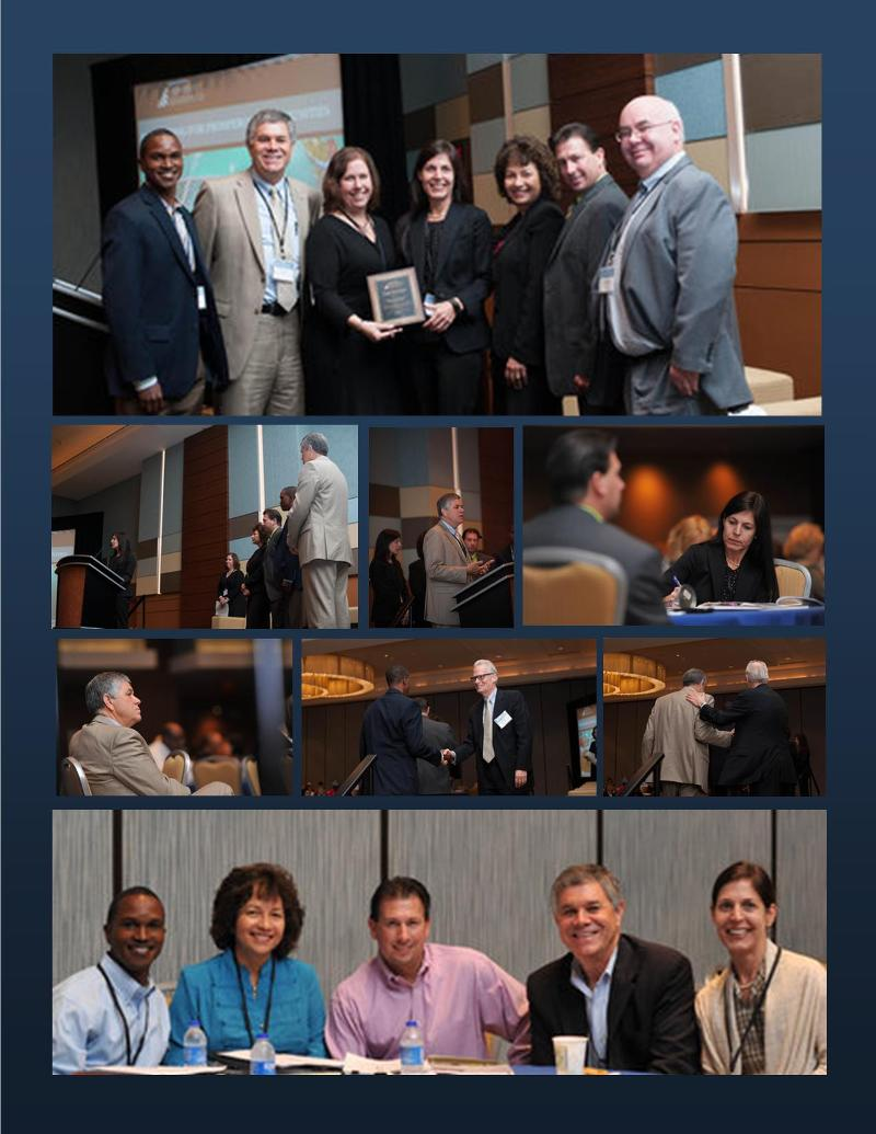 nfws annual meeting collage