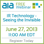 AIA - IR Technology Webinar Button