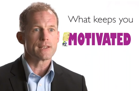 What keeps you Motivated?