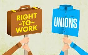 RTW vs Unions