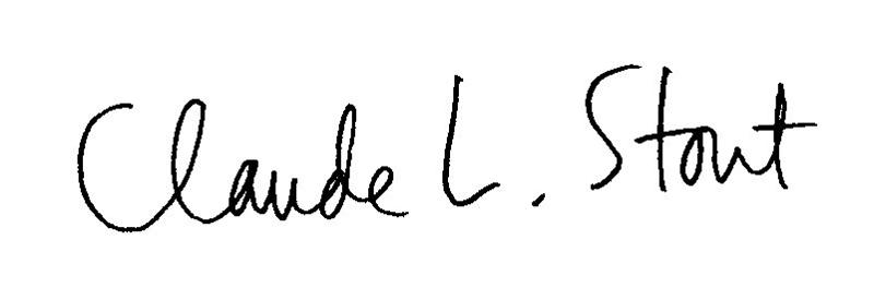Claude signature