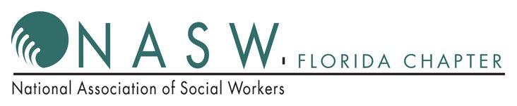 NASW-FL Logo with white space