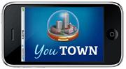 you town phone logo
