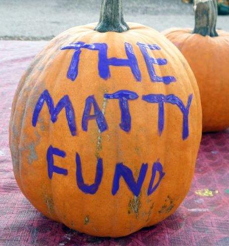 pumkin festival - Matty fund pumpkin
