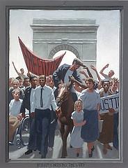 Jesus Enters the City by F. Douglas Blanchard