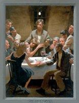 Last Supper by Douglas Blanchard