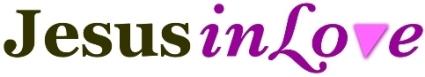 Jesus in Love logo