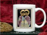 Sergius and Bacchus mug