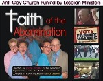 Faith of the Abomination poster