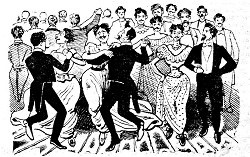 The 41 Queers by Jose Guadalupe Posada