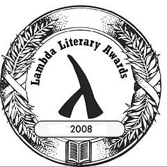 Lambda Literary Award logo