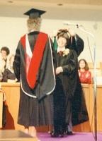 Kittredge Cherry MDiv graduation 1990