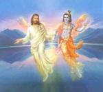 Krishna and Christ