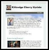 Kittredge Cherry Update screenshot