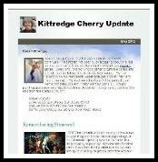 Kittredge Cherry Update screenshot