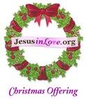 Wreath logo JesusInLove