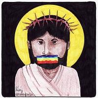 Silencing of the LGBTQ Community by David Hayward