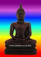Rainbow Buddha by Elaine