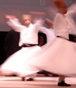 Whirling Dervishes by Diaz