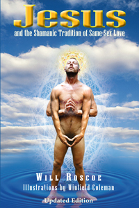 Book cover of Jesus and the Shamanic Tradition of Same-Sex Love