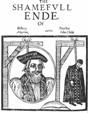 Shameful End of Bishop Atherton, 1640
