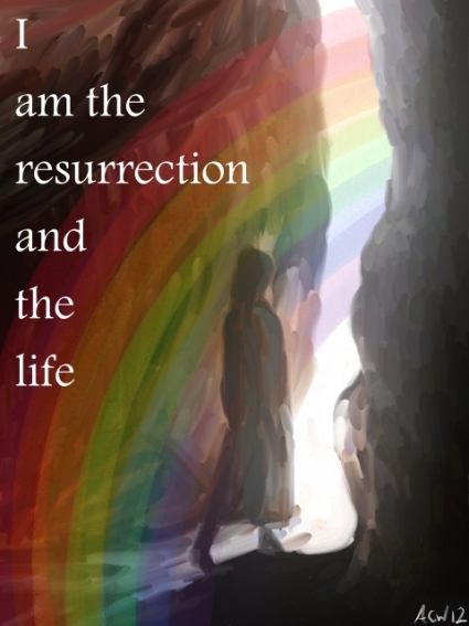 Queer Resurrection by Andrew Craig Williams
