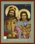 St. Wencelaus and Podiven by Lewis Williams