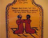 Symeon and John by Jim Ru
