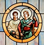 Sts. Sergius and Bacchus by Plamen Petrov