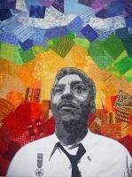 Bayard Rustin by Sabrina Zarco
