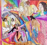 Resurrection of Christ by Mary Button