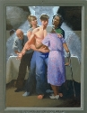 Jesus Appears to His Friends by Douglas Blanchard