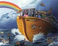 Noah's gay wedding cruise by Paul Richmond