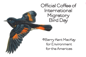 Migratory Bird Day Coffee