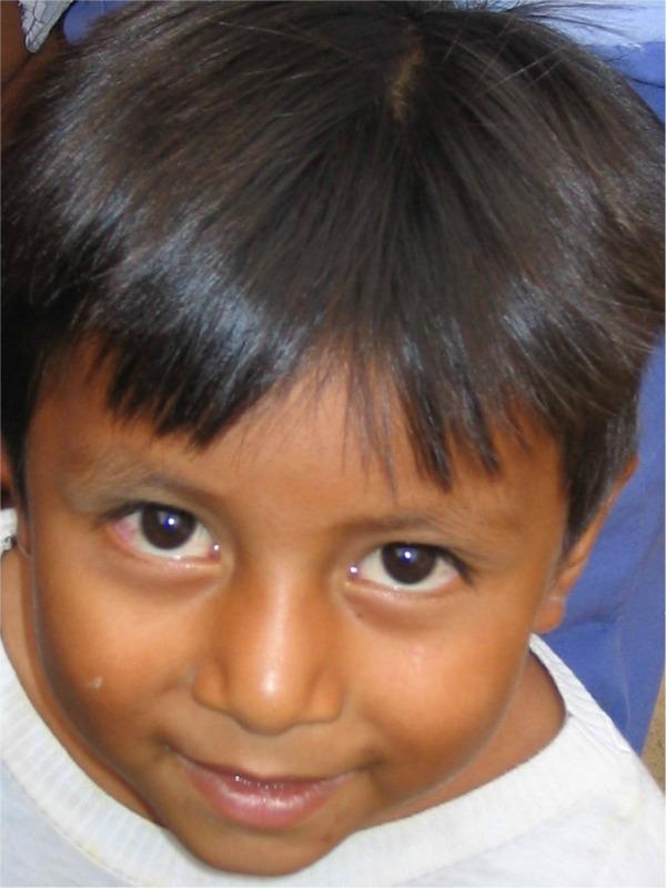 Little Peruvian Boy