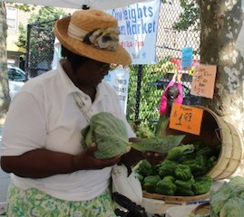 CH Farmers Mkt - Cabbage