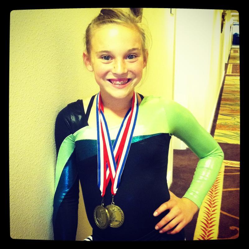 Hope Gibson Gymnastics
