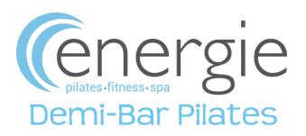 Energie Demi-Bar Pilates